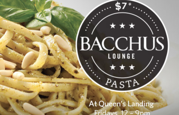 $7 Pasta All Day!