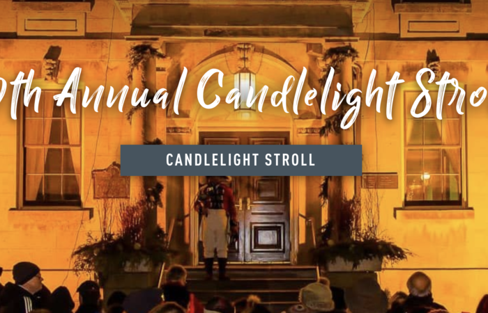 30th Annual Candlelight Stroll